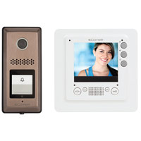 VIDEO INTERCOM KIT WITH 3.5