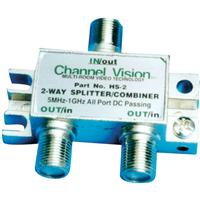 1-IN 2-OUT RF SPLITTER