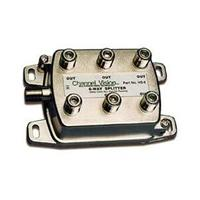 1-IN 6-OUT RF SPLITTER