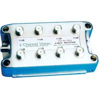 1-IN 8-OUT RF SPLITTER