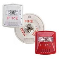 STR,RED,2W,WALL,12/24V,8CD